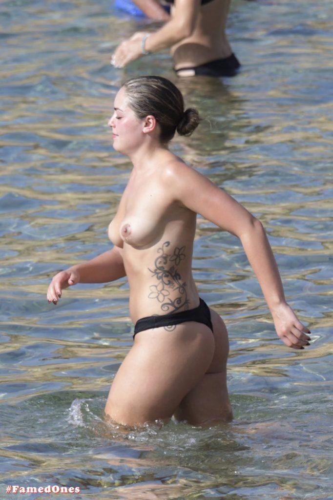 Olympia Valance topless hot fappening paparazzi pics FamedOnes.com 009 12