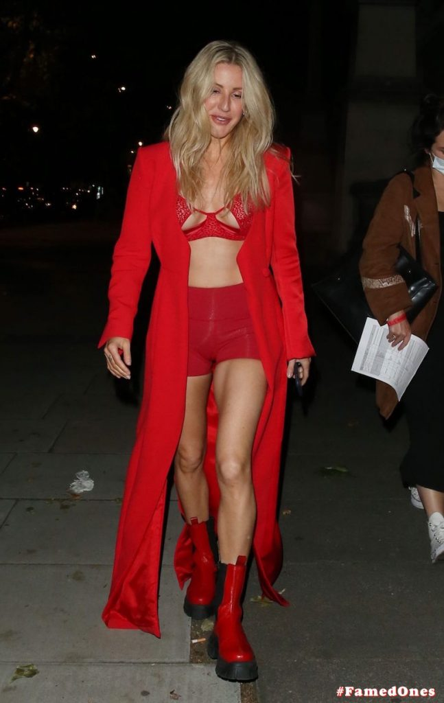 Ellie Goulding sexy cameltoe fappening public pics FamedOnes.com 022 043