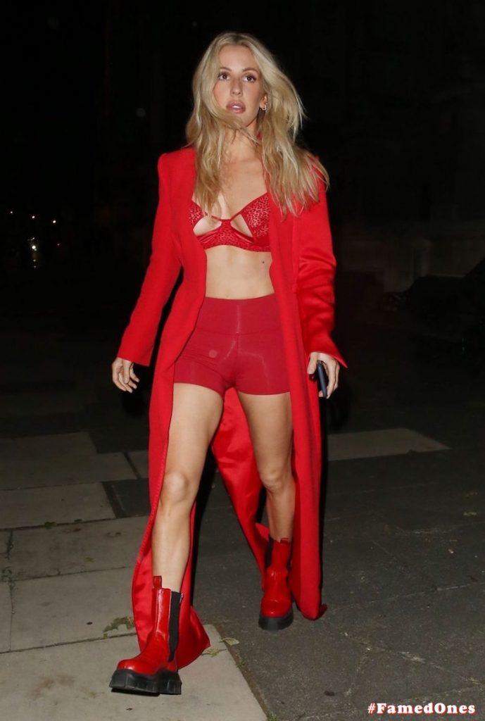 Ellie Goulding sexy cameltoe fappening public pics FamedOnes.com 022 075