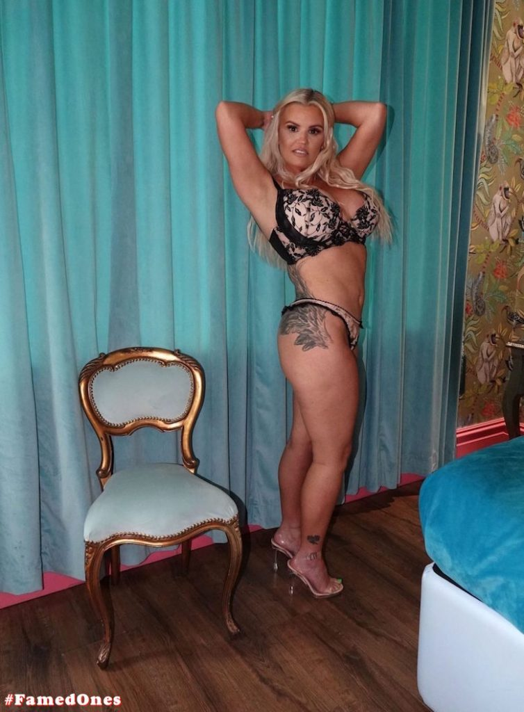 Kerry Katona getting nude fappening posing pics FamedOnes.com 037 08
